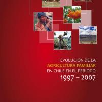 Evolución de la Agricultura Familiar en Chile, 1997-2007