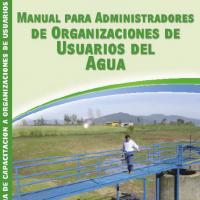 Manual para  Administradores de Organizaciones de Usuarios del Agua
